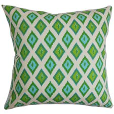 Ipomens Cotton Throw Pillow