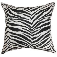Cecania Cotton Throw Pillow