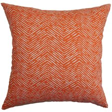 Edythe Cotton Throw Pillow