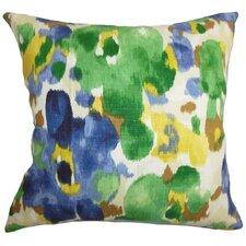 Delyne Cotton Throw Pillow