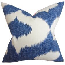 Leilani Ikat Throw Pillow
