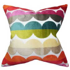 Xoise Geometric Throw Pillow
