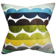 Xoise Geometric Throw Pillow