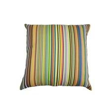 Kaili Stripes Outdoor ThrowPillow