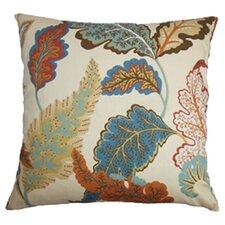Delia Cotton Throw Pillow