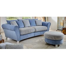 2-tlg. Sofa-Set Calia