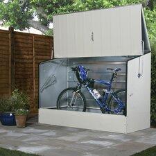 Gartenbox Premium Fahrradbox aus Metall