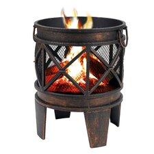 Gracewood Steel Fire Pit