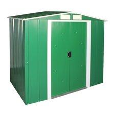 2 m x 1,4 m Gerätehaus Eco Shed