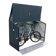 Gartenbox aus Stahl