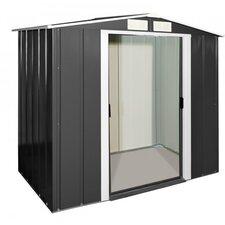 2 m x 1,2 m Gerätehaus Eco