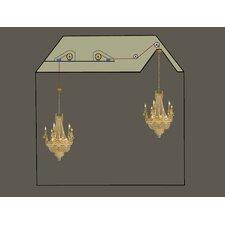 Chandelier Light Lift - 700 lb. Capacity