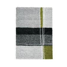 Teppich Domino in Grün
