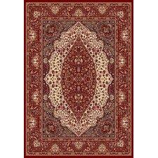 Teppich Opus in Rot