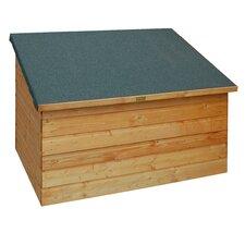 Gartenbox aus Holz