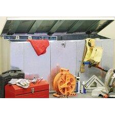 Bull Dog 594.6 L Steel Storage Box