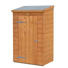 3 x 2 Wooden Lean-To Shed
