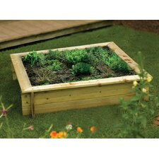 Rectangular Raised Garden