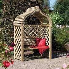 Jaipur 2 Seater Timber Arbour
