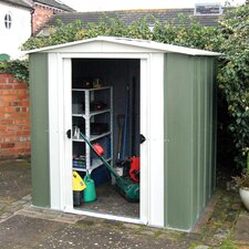 6 x 5 Metal Storage Shed