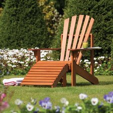 Adirondack Chair Lounger