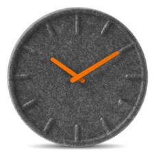 "Felt35 13.7"" Wall Clock"