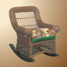 Child's Cotton Rocking Chair