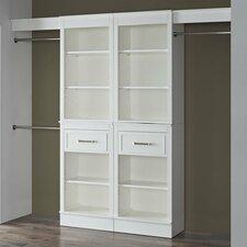 """96"""" Wide Closet System"""