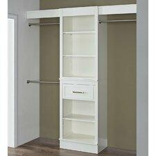 """72"""" Wide Closet System"""