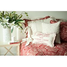 Artisan Classic Stripe Linen Throw Pillow
