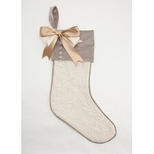 Matelasse Stocking