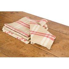 Check Linen Napkin (Set of 4)