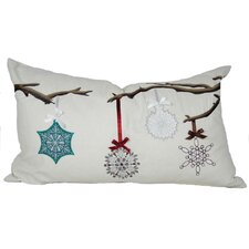 Limb Ornament Accents Lumbar Pillow
