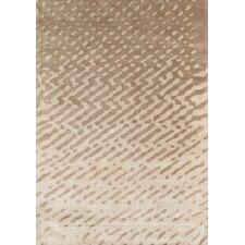 Soho Silk Modern Beige Area Rug