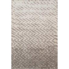 Soho Silk Modern Silver Area Rug