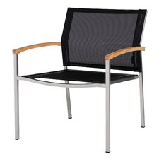 Vix Dining Stacking Arm Chair