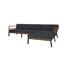 Zudu Left Hand Sectional with Cushions