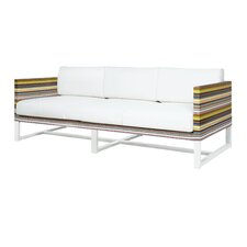 Stripe Sofa with Cushion