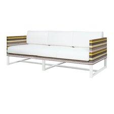 Stripe Sofa with Cushion