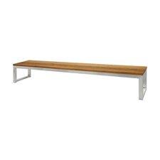 Oko Teak / Stainless Steel Picnic Bench