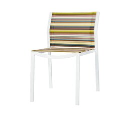 Stripe Stacking Dining Side Chair