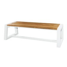 Baia Teak / Aluminum Picnic Bench