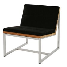 Oko Casual Chair with Cushions