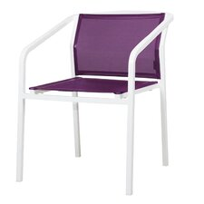 Allux Stacking Dining Arm Chair