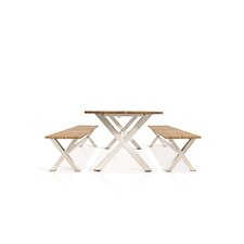 3 Piece Picnic Dining Set