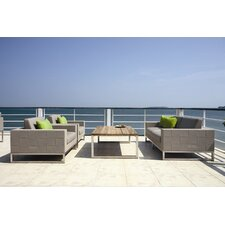 Oko 5 Piece Seating Group with Cushions