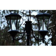 Victorian Solar Post Light