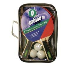 9 Piece 4 Player Racket Set in Storage Bag