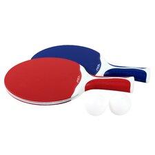 Stiga Flow Table Tennis Paddle (Set of 2)