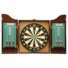 Dartboard Cabinet Set